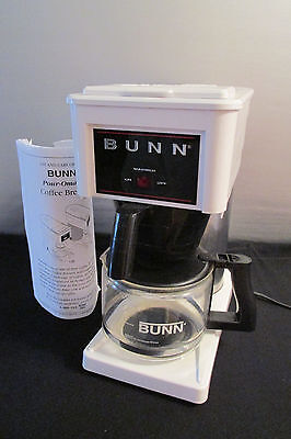 Pre Owned Bunn Pour O Matic Coffee Maker Model B8