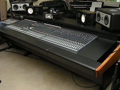 Soundcraft Ghost Mixer with Argosy Console