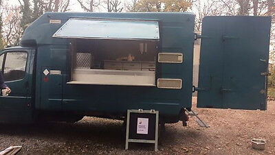 Mobile Catering Vehicle (Burger van) Business CHEAP