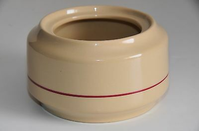 Vintage Inca Ware Shenango China Restaurant Ware Sugar Bowl 1953