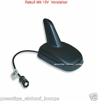 KFZ Pied D'antenne Requin Shark Toit Radio pour Polo 6N2/Polo 9N/New Beetle/