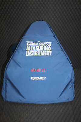 DONJOY Custom Contour Measuring Instrument Mark II Messgerät Kniebandage Orhese