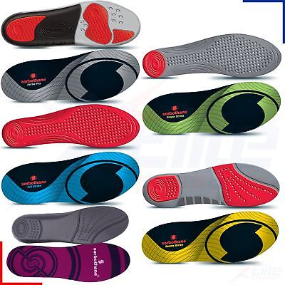 Sorbothane Shock Stopper Insoles Foot Care Impact Cushion Orthotic