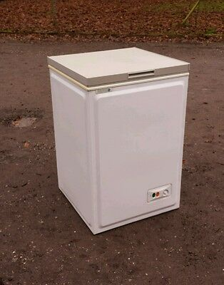 Nice Norfrost Chest Freezer With Basket  -  Full Working Condition
