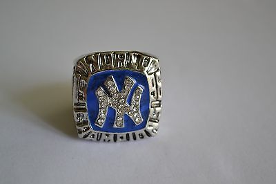 BASEBALL MLB NEW YORK YANKEES World Champions Ring Derek Jeter 1996