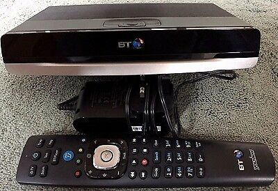 Bt Youview+ Box - Humax Dtr-T2100 500Gb  You View Youview Freeview Recorder