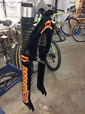 Answer Manitou Pro Forks 1 One Inch Steerer Mach Sx Cantilever