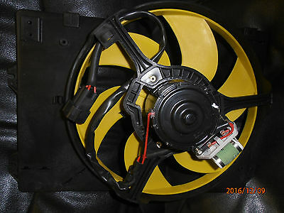 Mg Zr 160 Cooling Fan Radiator Genuine New Pgf101240 Manual & Auto Yellow