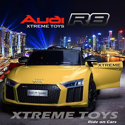 Xtreme 12V Black Ride on Range Rover Evoque Style Car Electric Ride On Jeep