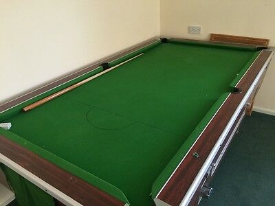 Pool Table Full Size Pub Table With Coin Slot