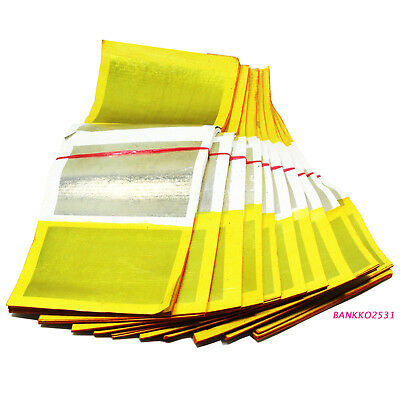 10 bundle Chinese Heaven Hell Money Gold and Silver Joss Paper
