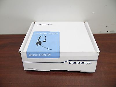 Plantronics EncorePro HW510V Customer Service Headset 89435-01 [6D]