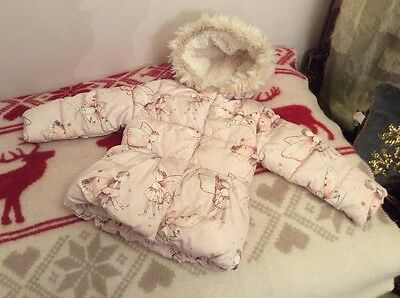 girls next coat size 2-3 years old excellent condition