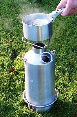 BUY 2 get 2nd less than half price!  STORM Kettle  with complete CookKit Eydon