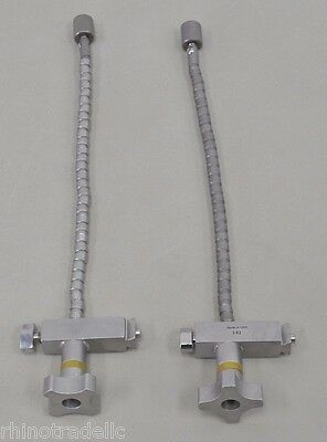 Brain Retraction System 230mm Flexible Rotary Arms (12740)