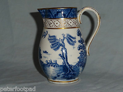 BOOTHS Real Old Willow sparrow beak jug