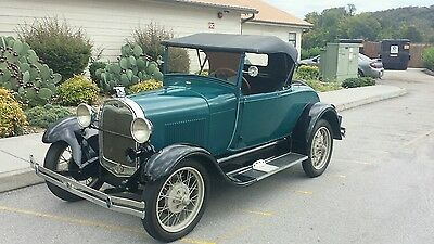 1928 Ford Model A  1928 Model A roadster