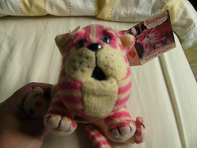 Bagpuss Plush Toy With Tags