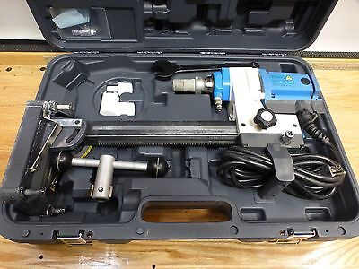 """Shibuya TS 092 R1011 Core Drill 4"""" Max 1 Speed Compact For Granite Marble Used"""
