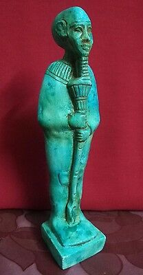 Ancient Egyptian Statue of Ptah (4th to 3rd century BC)