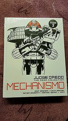 Judge Dredd Mechanismo comic graphic novel.Perfect for Christmas or any occasion