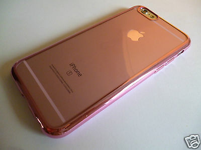 iPhone 6 Plus 6S Plus Rose Pink Gel Case - Ex Display Z-TECH