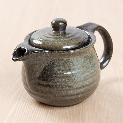 From JAPAN Nitori Japanese Teapot Weight: about 450 g black x green / Tracking