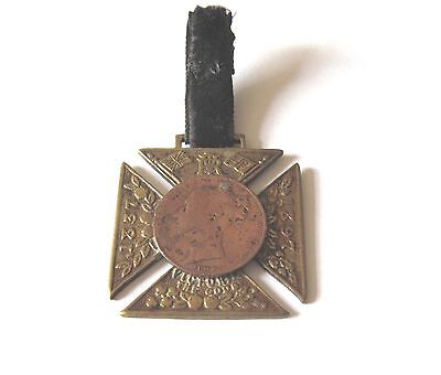 To Commemorate The 60Th Year Of The Reign Of Queen Victoria 1897