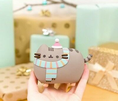 Pusheen Subscription Box Exclusive Christmas Figure Figurine Winter 2016
