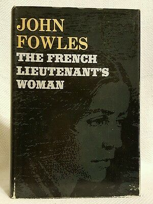 The French Lieutenant's Woman by John Fowles 1969 First Edition/1st Printing