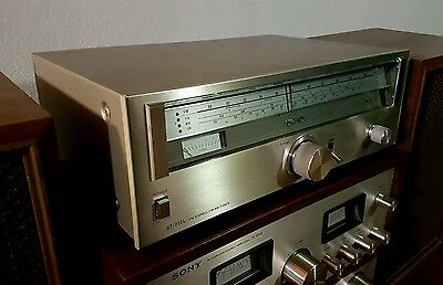 Tuner VINTAGE ST-212L SONY Sintonizzatore STEREO hifi solid state high end, jvc.