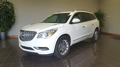 2014 Buick Enclave Leather Sport Utility 4-Door 2014 Buick Enclave Luxury Group Dual Sunroof