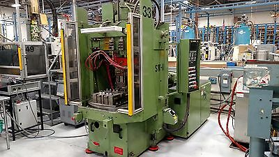Engel Rotary Table 85 Ton Injection Molding Machine 1996