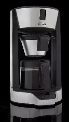 BUNN COFFEE MAKER HG Phase Brew 8-Cup Home Coffee BrewerDISPLAY STORE