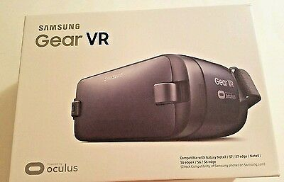 NEW Samsung Gear VR 2016 Galaxy Note 7 S7 S6 edge S7 edge with OCULUS BONUS