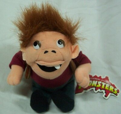 "Universal Studios Monsters HUNCHBACK OF NOTRE DAME 5"" Plush STUFFED Doll Toy NEW"