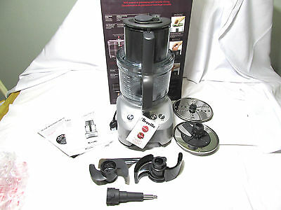 Breville Sous Chef™ Food Processor, 12 Cup BFP660SIL