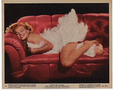 1957 The Prince and the Showgirl Marilyn Monroe Original  8x10 Picture Still