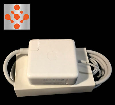 Genuine Apple 85W MagSafe 2 MacBook Pro Retina Adapter A1424 + Extension Cord