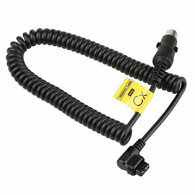 UK Godox CX Power Cable for Canon Speedlite Connecting  PB960 Flash Power Pack