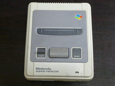 007 CONSOLE ONLY Nintendo Super Famicom Japan Japanese SNES SFC USED