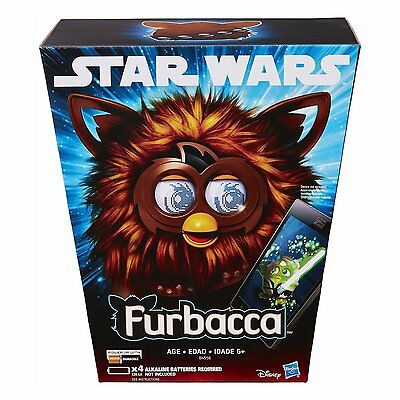 Star Wars - Furbacca - Chewbacca Furby Boom - Exclusive - Ready to Ship