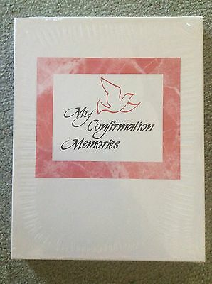 Confirmation Memories Boxed Book
