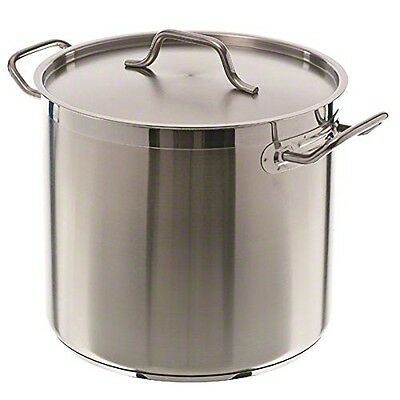 Pinch (SP-16) 16 qt Stainless Steel Stock Pot w/Cover