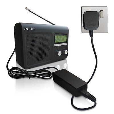 ABC Products? Replacement Pure DAB Digital Radio 5V / 5.5 Volt Ac Mains Battery