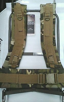 Tas Alice Pack Accessories Set - Multicam - Shoulder Straps - Frame - Waist Belt