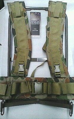 Tas Alice Pack Auscam Accessory Set - Frame / Shoulder Straps / Waist Belt New!!