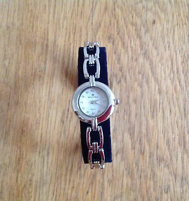 Ladies Silver Battery Operated Bracelet Watch