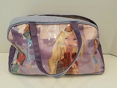 My Scene Doll Soft Carrying Case for Dolls and Clothes - RARE
