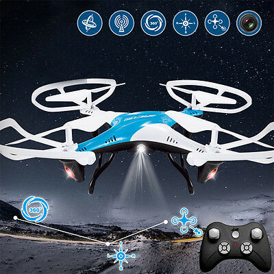 JJRC H10-2 2.4G 6-Axis 2MP Wifi Camera One Key Return RC Quadcopter RTF Drone